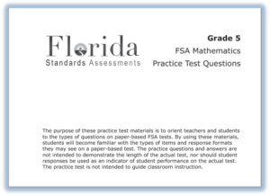 5th Grade – Maximizing Math Mentality